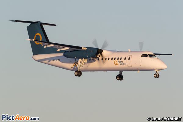 De Havilland Canada DHC-8-314Q Dash 8 (Hydro-Québec)