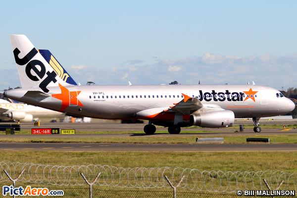 Airbus A320-232/WL (Jetstar Airways)