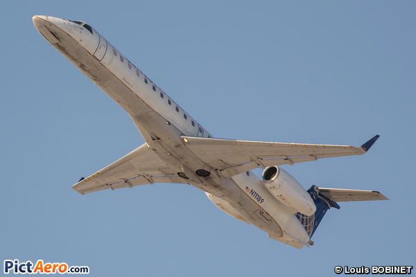 Embraer EMB-145XR (United Airlines)