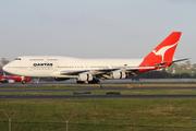 Boeing 747-438 (VH-OJE)