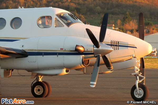 Beech F90 King Air (Air Evasion)