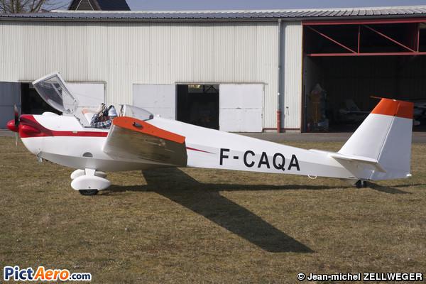 Scheibe SF-25 Falke C (Aero Club de Haguenau)