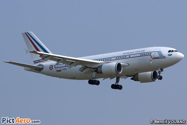 Airbus A310-304 (France - Air Force)