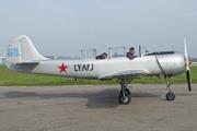 Yakovlev Yak-52TW (Aerostar) (LY-AFJ)