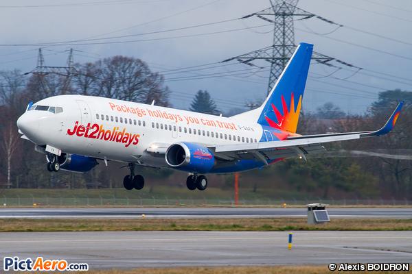 Boeing 737-33V (Jet2 Holidays)