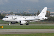 Airbus A319-115X/CJ (9H-GVV)