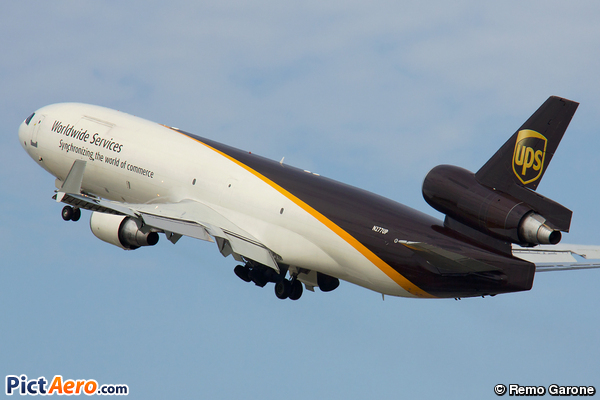 McDonnell Douglas MD-11/F (United Parcel Service - UPS)