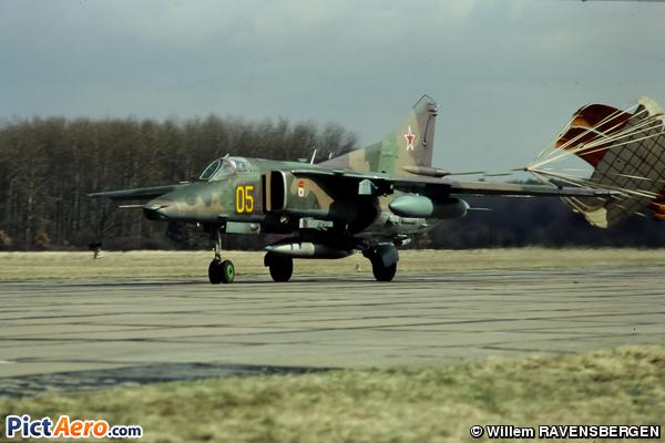 Mikoyan- Gurevich Mig-27D (Russia - Air Force)