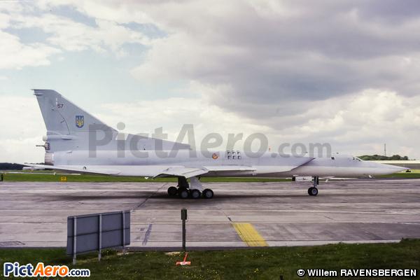 Tupolev Tu-22M (Ukraine - Air Force)