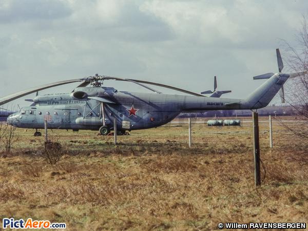 Mil Mi-6 (Russia - Air Force)