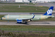 Airbus A320-214/WL  (F-WWII)
