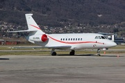 Dassault Falcon 2000EX (OO-FDG)