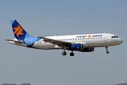 Airbus A320-232 (4X-ABG)