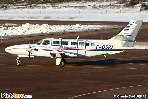 Reims F406 Caravan II (Air Saint-Pierre)
