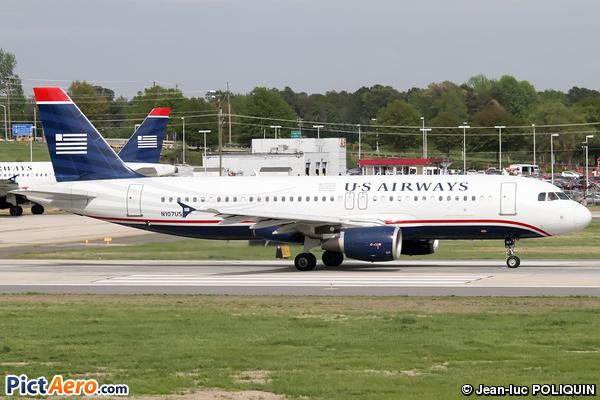 Airbus A320-114 (US Airways)