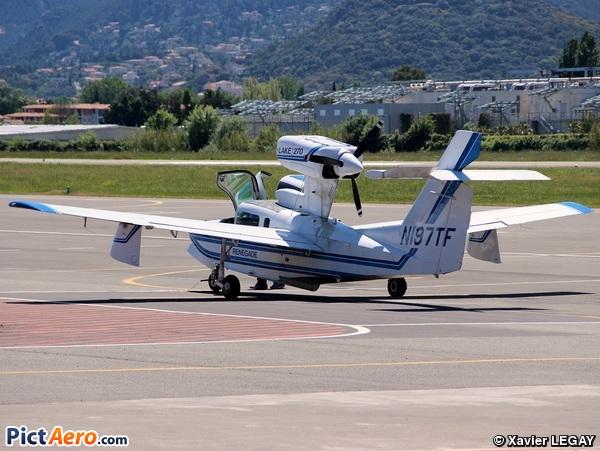 Lake LA-4 Turbo Renegade 270 (Private)