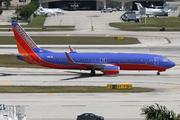 Boeing 737-8H4/WL (N8612K)
