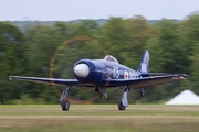 HAWKER SEA FURY FB MK11 (F-AZXJ)