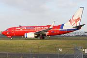 Boeing 737-7FE (VH-VBZ)