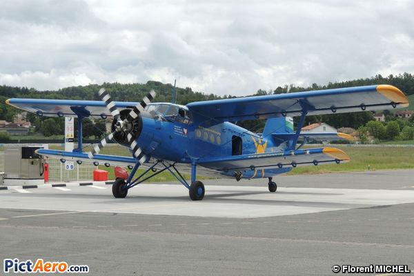 Antonov An-2P (GenAIRation Antonov)