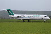 Fokker 100 (F-28-0100) (ER-FZA)