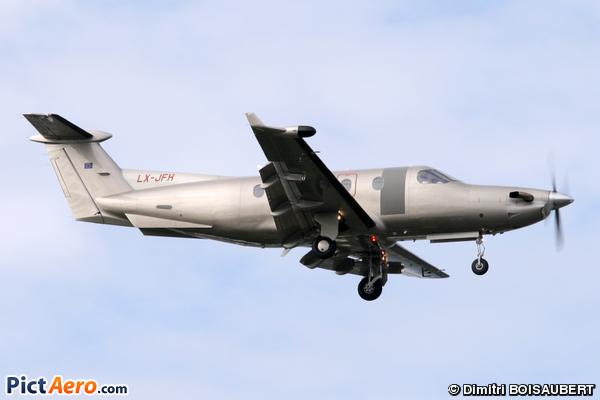 Pilatus PC12/45 (JetFly)
