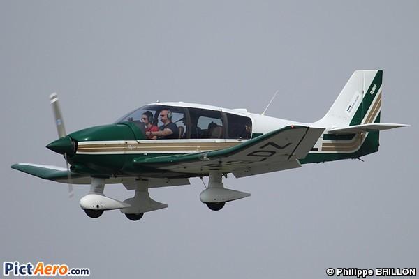 Robin DR 400-180 (Club Aerien de Lille Métropole)