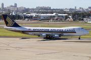 Boeing 747-412F/SCD (9V-SFG)