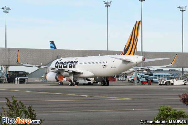 Airbus A320-232(WL) (Tiger Air)