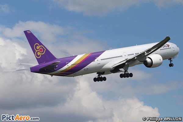 Boeing 777-3AL/ER (Thai Airways International)