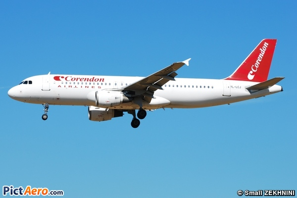 Airbus A320-212 (Corendon Airlines)