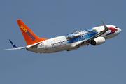Boeing 737-8Q8(WL) (C-FTAH)