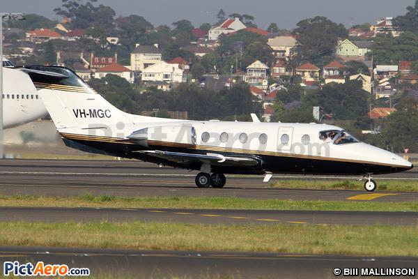 Beech 400-A Beechjet (Private)