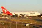 Boeing 747-438 (VH-OJA)
