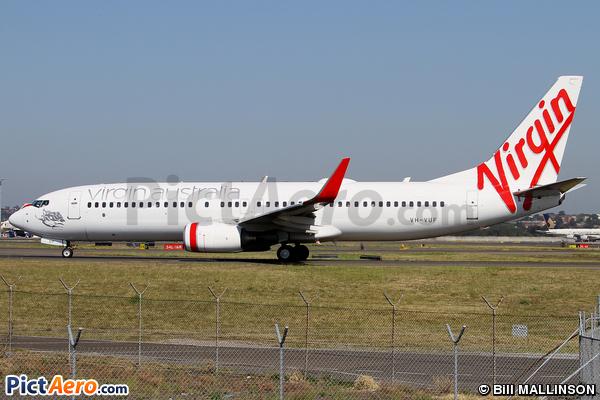 Boeing 737-8FE  (Virgin Australia)