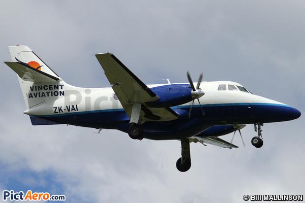 BAe Jetstream 32 EP (Vincent Aviation)