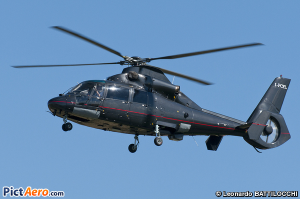 Eurocopter AS-365N-2 Dauphin 2 (Private)