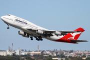 Boeing 747-438 (VH-OJM)