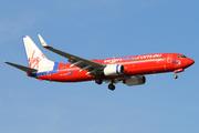 Boeing 737-8FE(W) (VH-VUK)