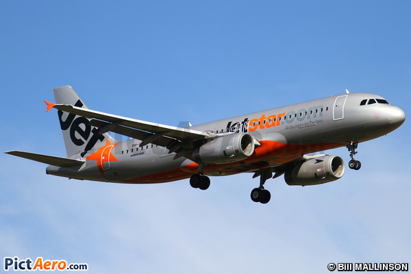 Airbus A320-232 (Jetstar Airways)