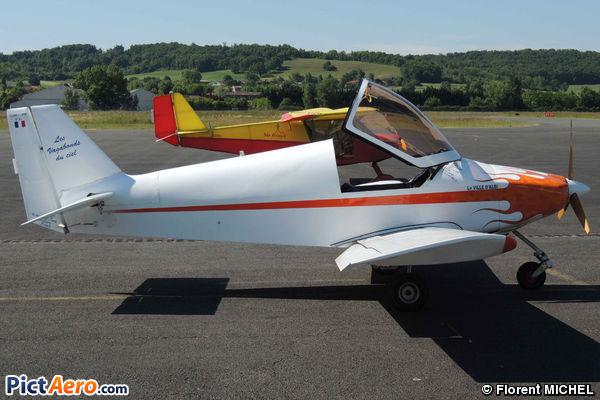 JPM 3 Loiret (Les Vagabonds du Ciel)