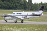 Beech C90GT King Air (M-LEYS)