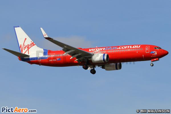 Boeing 737-8FE  (Virgin Blue Airlines)
