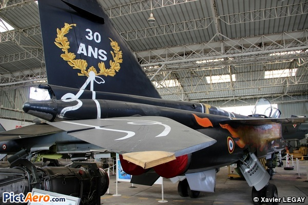 Sepecat Jaguar E (France - Air Force)
