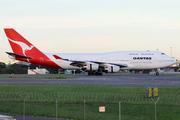 Boeing 747-438 (VH-OJI)