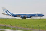 Boeing 747-4HA/ERF (VP-BIM)