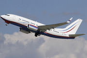 Boeing 737-7JU/BBJ (OE-IRF)