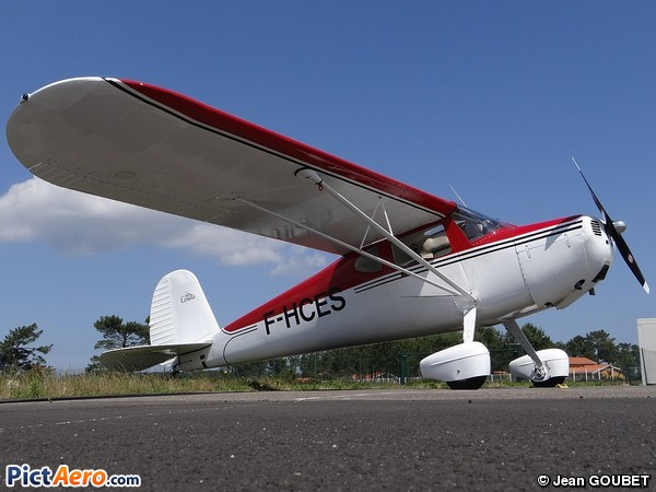 Cessna 120 (Private)