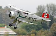 Bücker Bu-133C Jungmeister (G-BUTX)