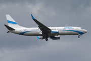 Boeing 737-8Q8 (SP-ENX)